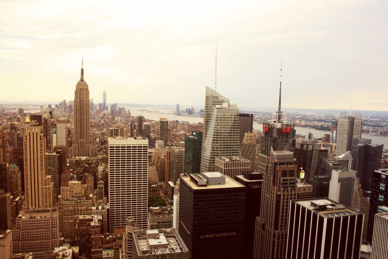 Impressionen aus New York und damit einhergehende Gedankenkorridore